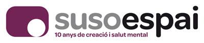 Susoespai – Creació i Salut Mental Logo